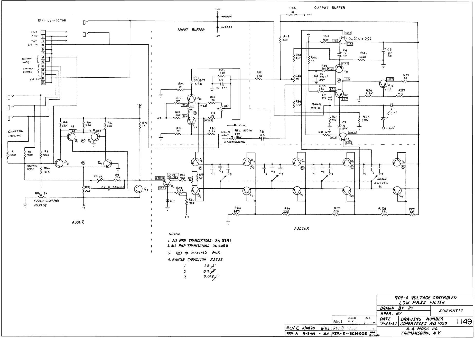 synthesizer schematics user and service manuals rh hylander com User Guide Template User Guide Icon
